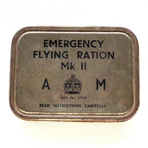 RAF Emergency Flying Ration. MK.II
