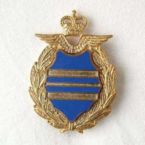 WRAF Mess Dress Rank Brooch
