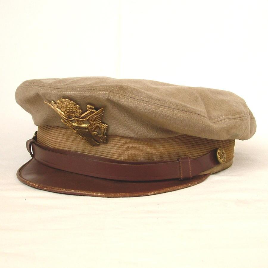 USAAF 'tropical' Bancroft visor cap