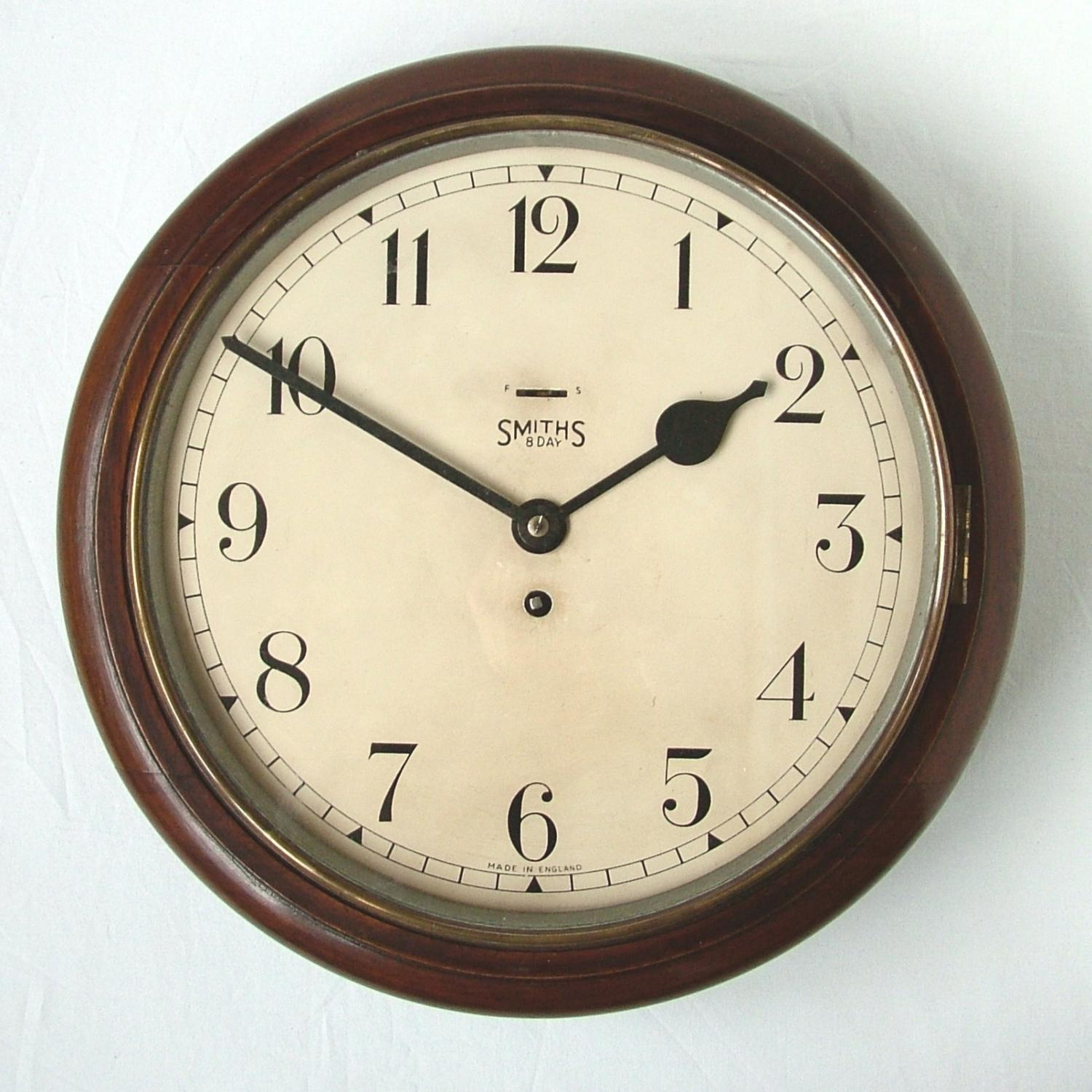NAAFI Wall Clock