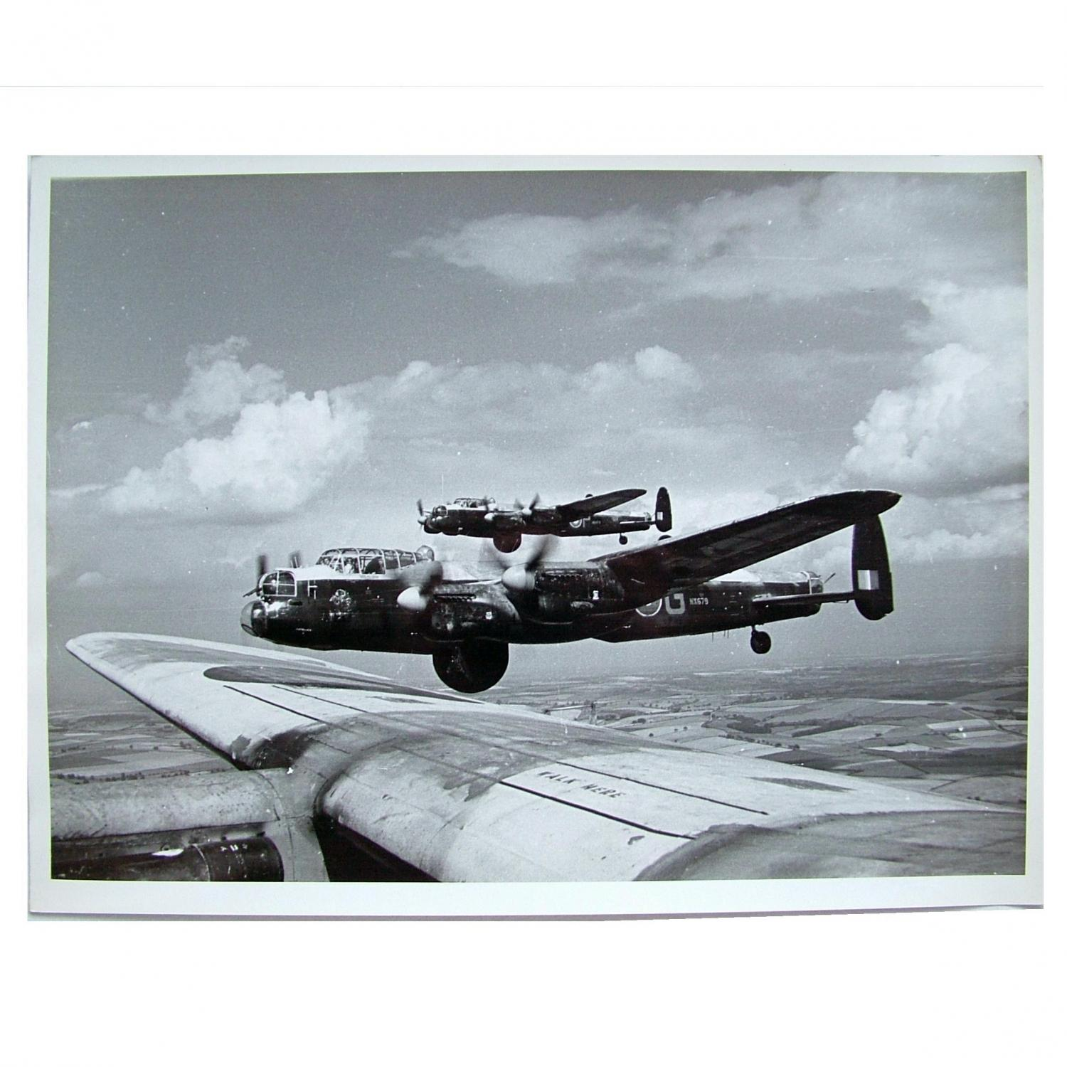 Dam Buster Film Photograph #2