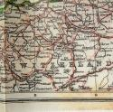 RAF Tissue Paper Escape Map - European - picture 3