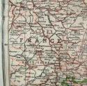 RAF Tissue Paper Escape Map - European - picture 6