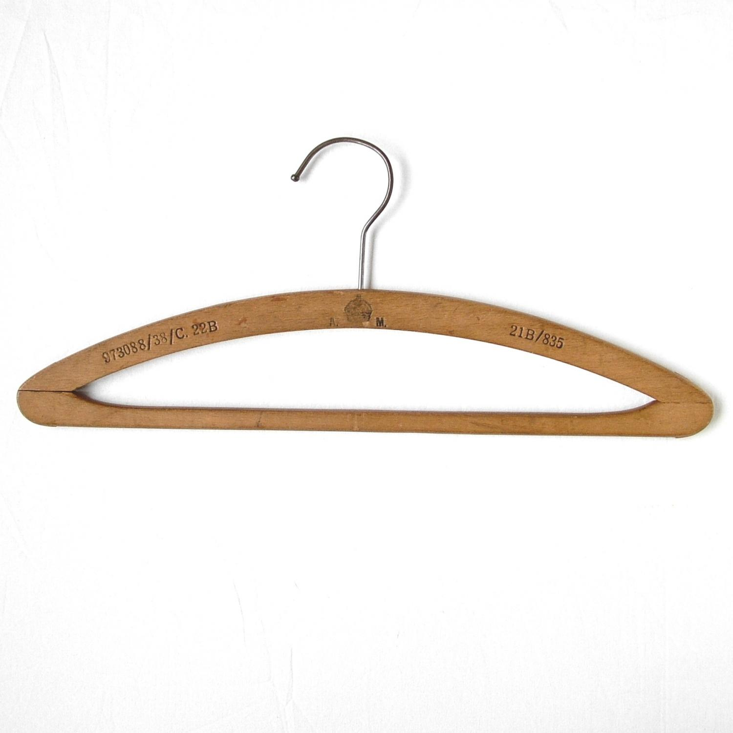 Air Ministry Coat Hanger