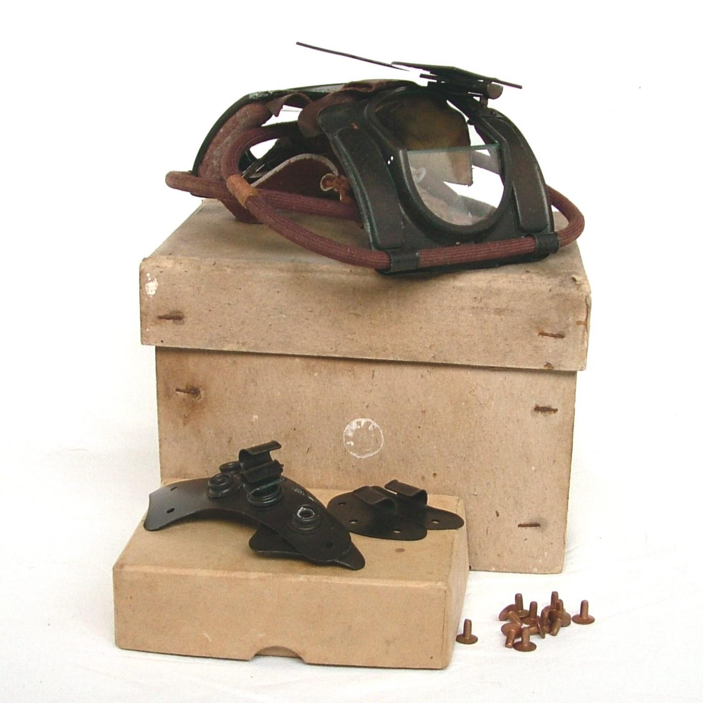 RAF MK.IVB Flying Goggles, Complete/Boxed