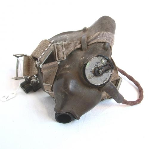 RAF Type H Oxygen Mask, WW2 Dated