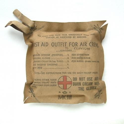 RAF First Aid Outfit For Air Crews, MK.III