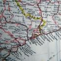 RAF Escape & Evasion Map - European - picture 10