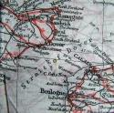 RAF Escape & Evasion Map - European - picture 4
