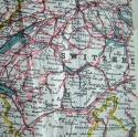RAF Escape & Evasion Map - European - picture 9
