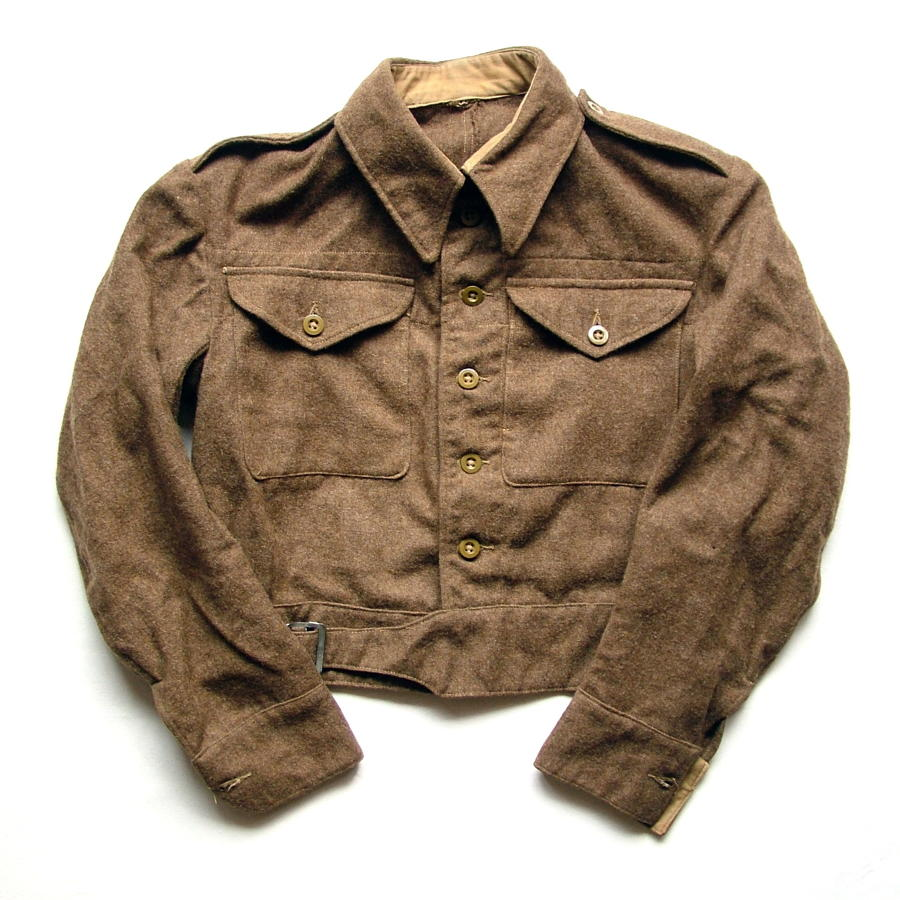 British Army Battle Dress Blouse