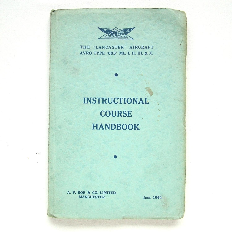 AVRO Lancaster Instructional Course Handbook