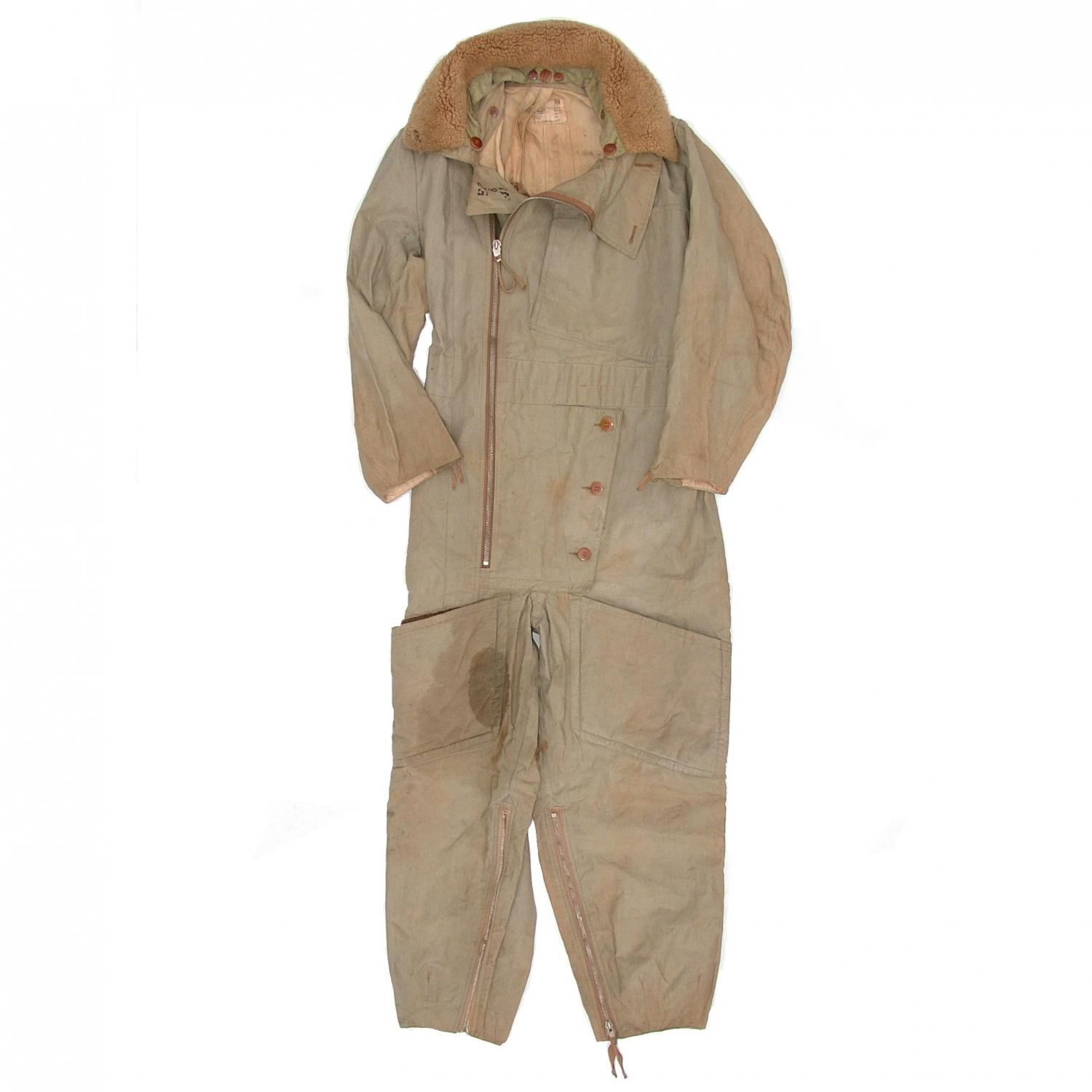 RAF 1930 Pattern Flying Suit