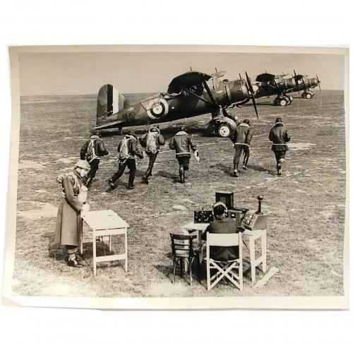 Press Photo - Squadron Scramble