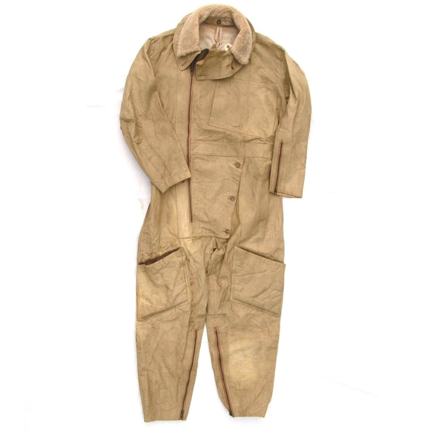 RAAF 1930 Pattern Flying Suit