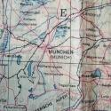 USAAF Escape & Evasion Map - Europe - picture 8