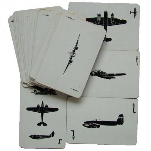 RAF Recognition Cards - Blue Pack, 1941