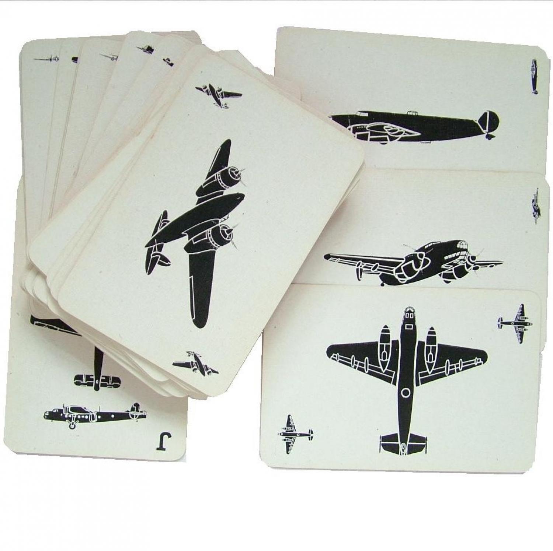 RAF Recognition Cards - Orange Pack, 1941