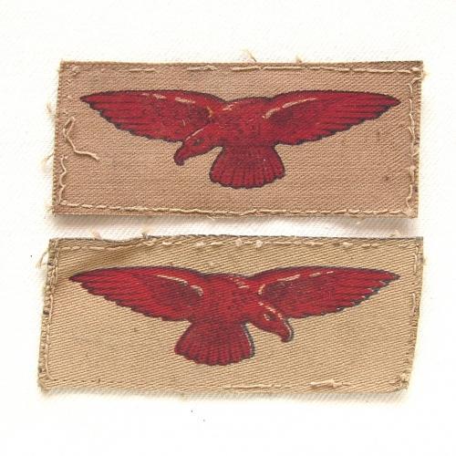 RAF Tropical Shoulder Eagles