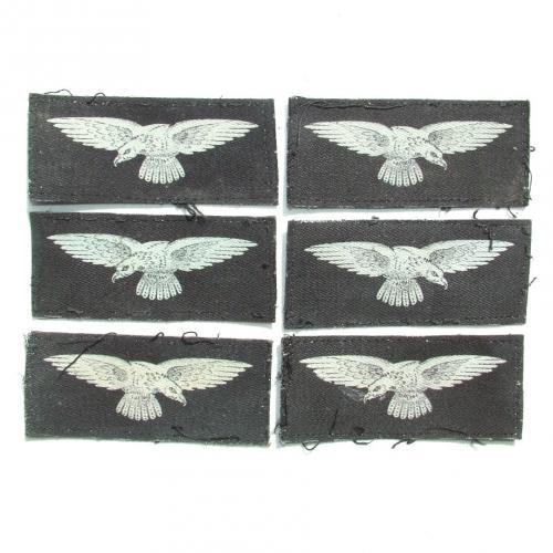 RAF Shoulder Eagles