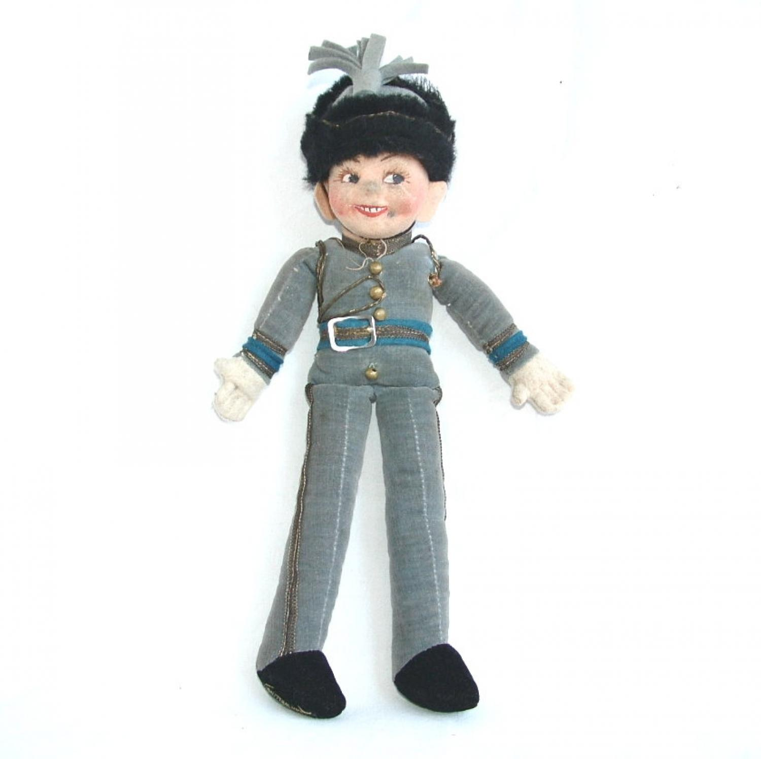 1930s Norah Wellings RAF Doll