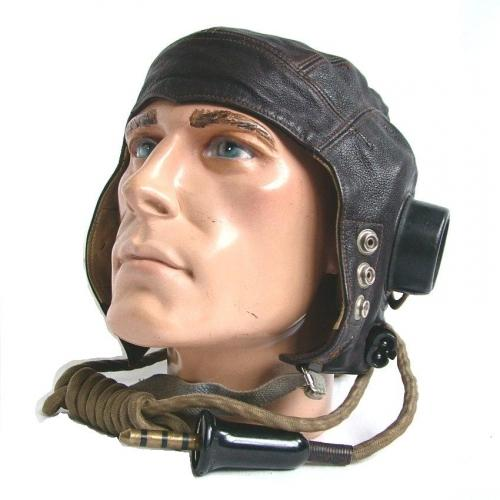 RAF C-type Flying Helmet - Late Pattern