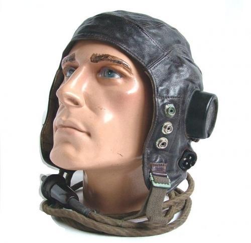 RAF C-type Flying Helmet - History