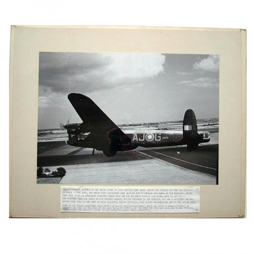 Dam Buster Film Photograph #4