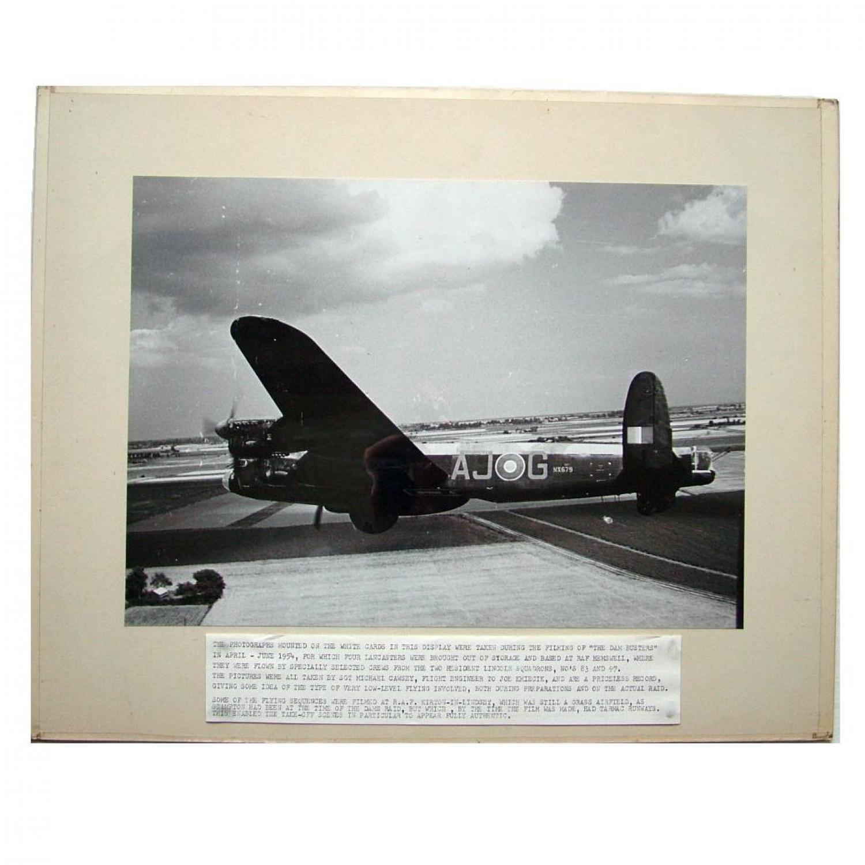 Dam Buster Film Photograph #4