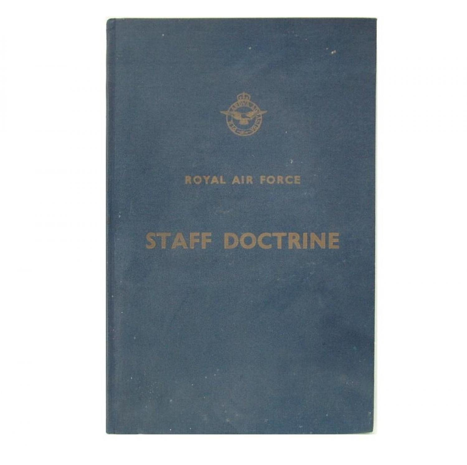 Royal Air Force Staff Doctrine, 1947