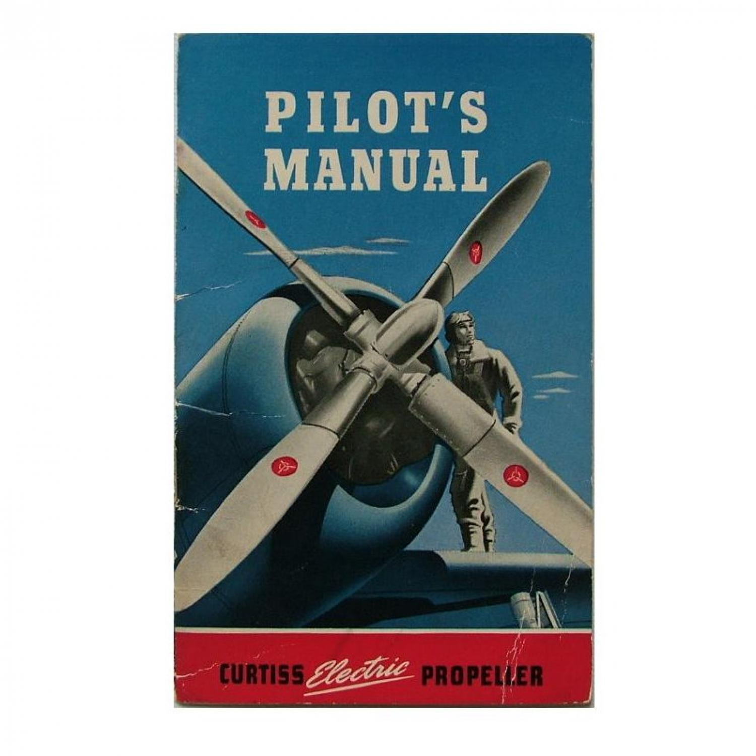 Pilot's Manual - Curtiss Electric Propeller