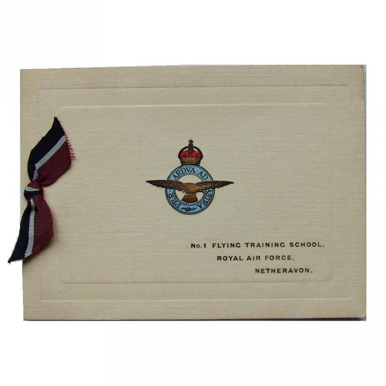 RAF Christmas Card, Netheravon