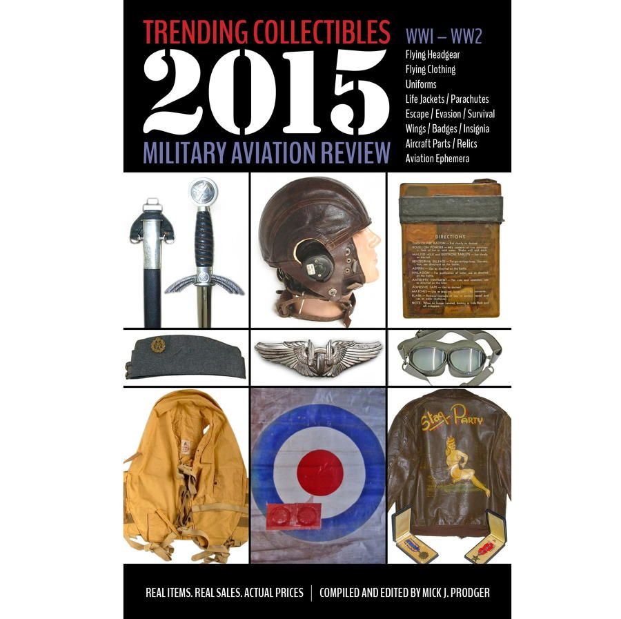 Collectors Aviation Review Book 2015