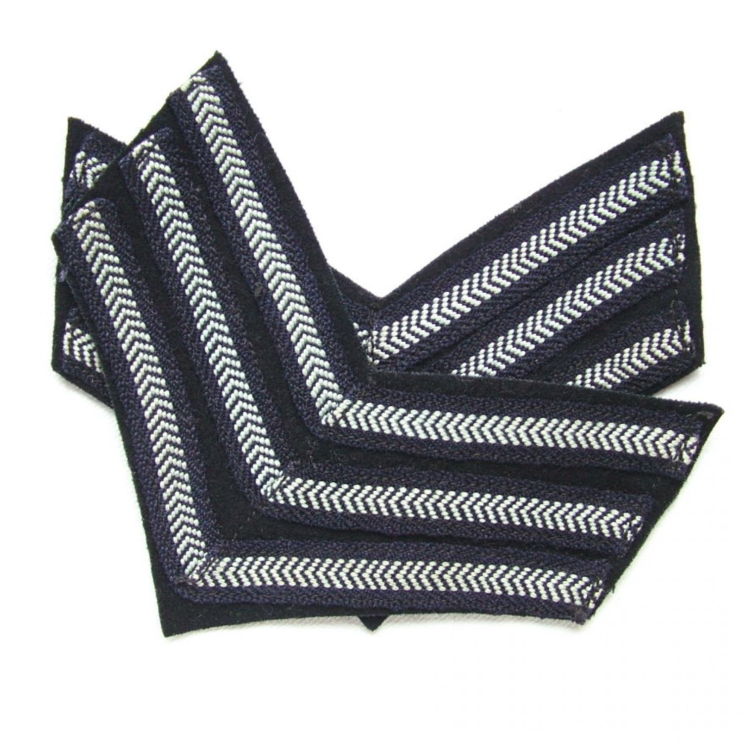 RAF Sergeant Stripes