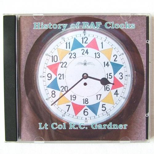 The History Of RAF Clocks