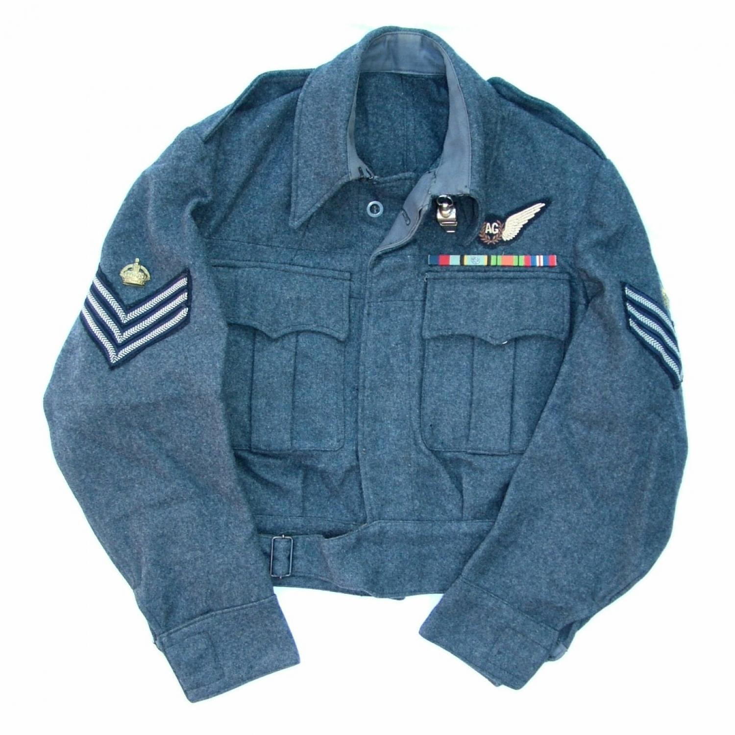 RAF Airgunner's Aircrew Blouse