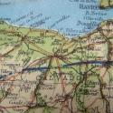RAF Escape & Evasion Map - Zones of France - picture 7