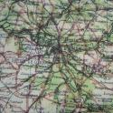 RAF Escape & Evasion Map - Zones of France - picture 8