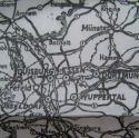 RAF Escape & Evasion Map - European - picture 8