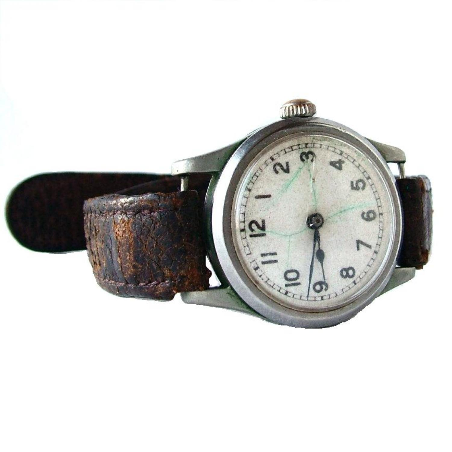 Air Ministry Pilots Wristwatch c.1940