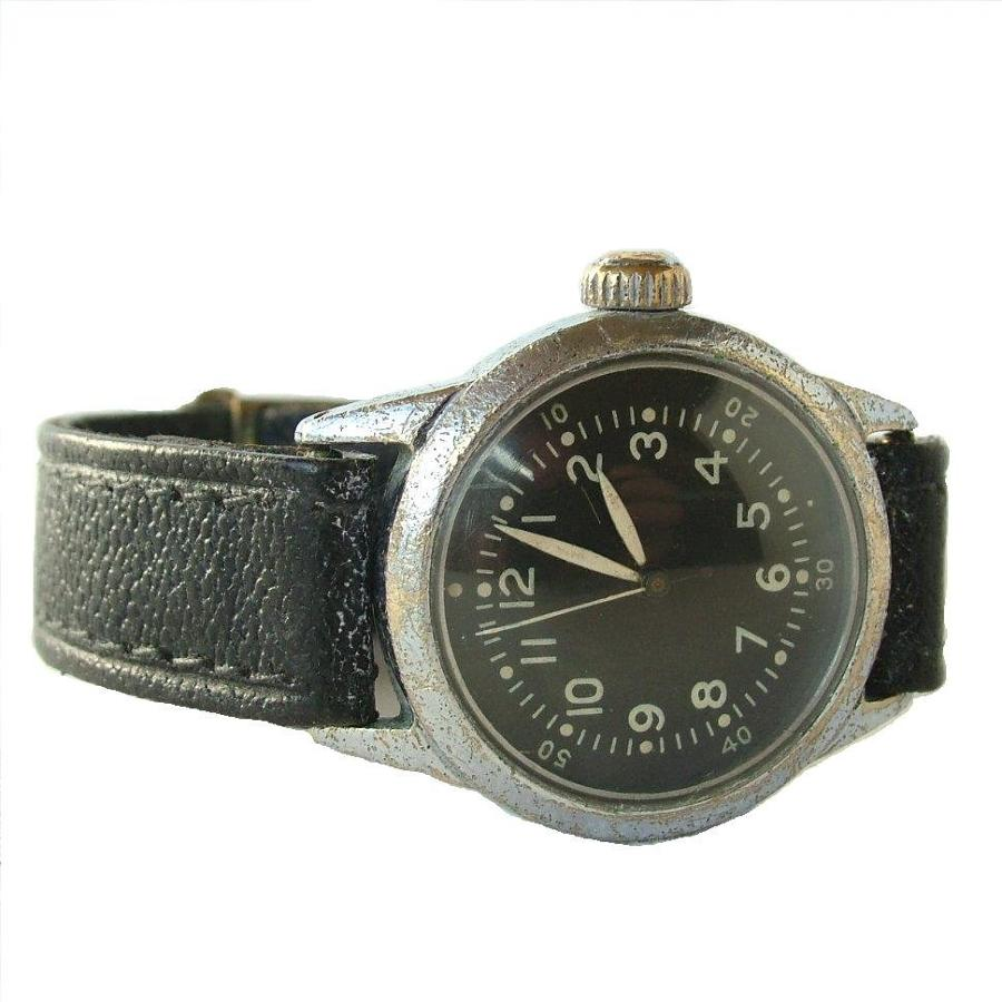 Air Ministry Pilots Wristwatch