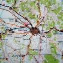 RAF Escape & Evasion Map - Florence - picture 3