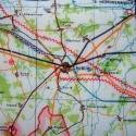 RAF Escape & Evasion Map - Antwerp - picture 10