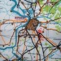 RAF Escape & Evasion Map - Antwerp - picture 5