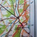 RAF Escape & Evasion Map - Antwerp - picture 6