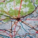 RAF Escape & Evasion Map - Antwerp - picture 7