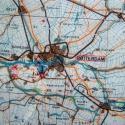RAF Escape & Evasion Map - Antwerp - picture 8