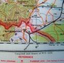 RAF Escape & Evasion Map - Saarbrucken - picture 5