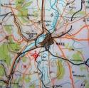 RAF Escape & Evasion Map - Saarbrucken - picture 7