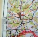 RAF Escape & Evasion Map - Saarbrucken - picture 8